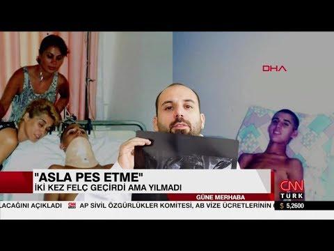 CNN Türk Habere Çıktım - Büşra Sanay | Serhat Erönal Haberi