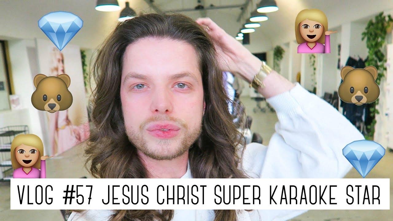 VLOG #57 JESUS CHRIST SUPER KARAOKE STAR - YouTube