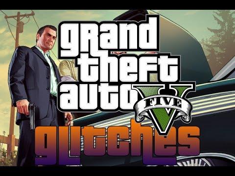 Grand Theft Auto 5 Glitches - Ambulance Surfing
