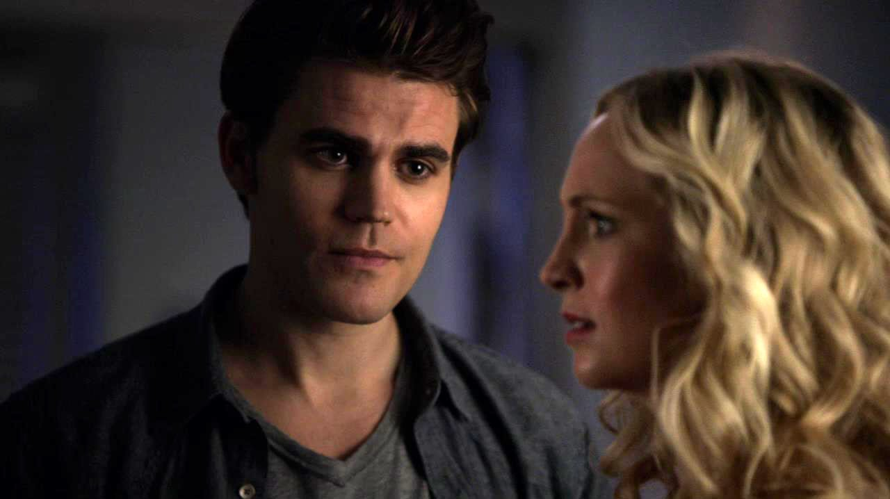"""Download The Vampire Diaries: 6x07 - Stefan and Caroline (""""Why do you have a thing for me?"""")"""