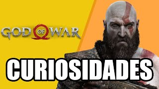 GOD OF WAR (PS4) - Curiosidades, easter eggs y referencias