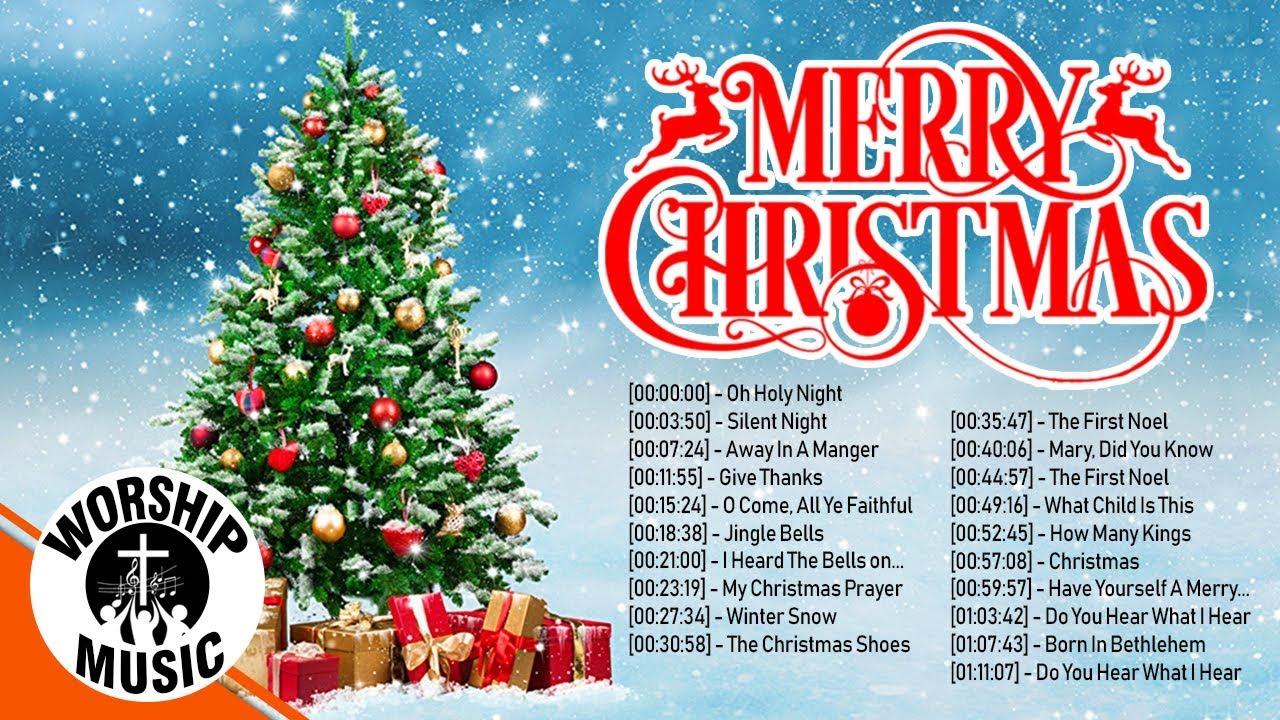 Top Christmas Music 2019 Playlist Gospel Music Christian Christmas Songs Collection Youtube