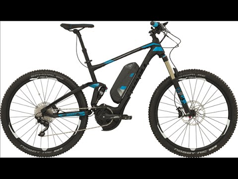 vtt lectrique tout suspendu giant full e 0 2016 youtube