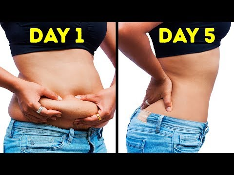How can I lose tummy fat fast