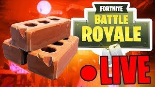 Even makkelijk winnen zoals altijd als Hans mee doet | LIVE Fortnite Battle Royale