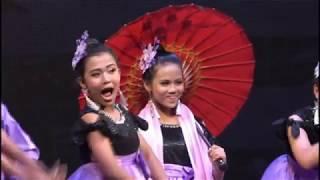 SMP Kristen 1 Klaten (christ one choir) : Payung Fantasi