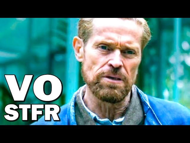 AT ETERNITY'S GATE Trailer VOSTFR ★ Film Netflix (Bande Annonce 2019)