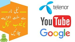 Telenor Free Unlimited Internet 2018