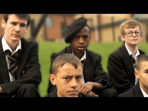 SCHOOL MAKES RAP VIDEO