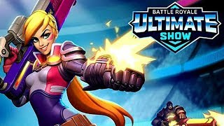 BATTLERITE MOBILE - ULTIMATE SHOW GAMEPLAY