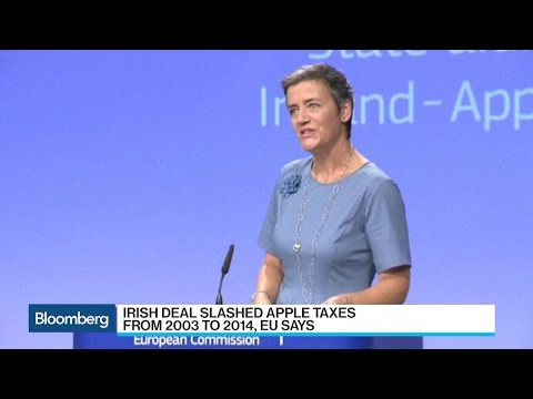 Apple Hit by Record Tax Payment in EU Crackdown