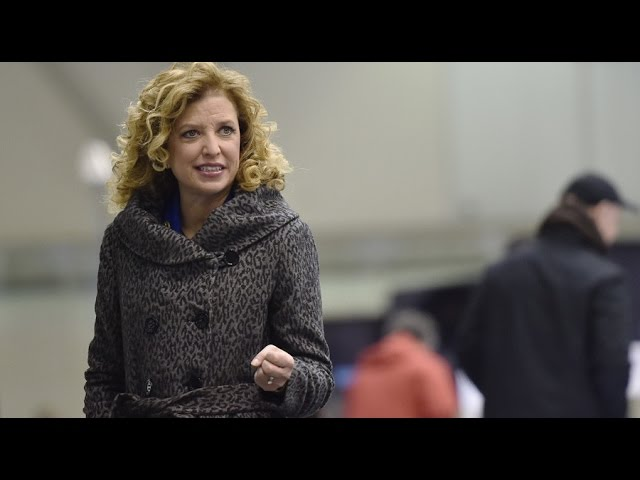 DNC chair Wasserman Schultz faces progressive challenger in primary