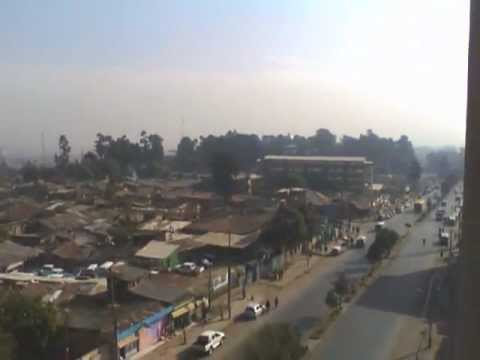 My morning In Addis Ababa, Ehtiopia