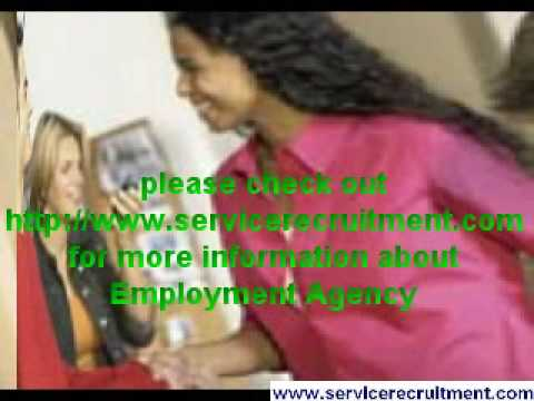 Employment Agency, Staffing