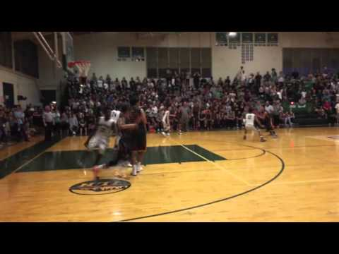 Mid-Pacific wins on clutch 3-pointer