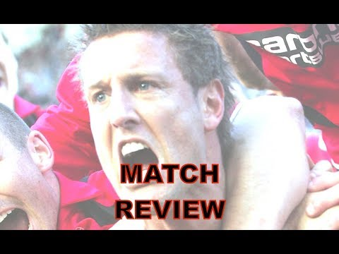 Burnley 1 AFC Bournemouth 2 [13th of May] Match Review