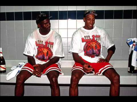 the truth behind the Michael Jordan and Scottie Pippen Beef
