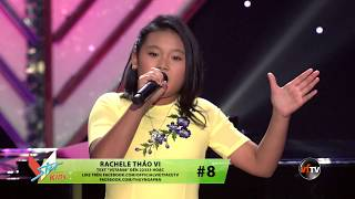 Rachele Thảo Vi #8 (Full Performance - VSTAR Kids Season 2 Finals)