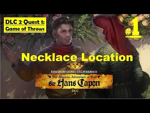 the amorous adventures of bold sir hans capon quests