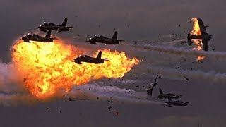 The Deadliest air show in Germany | Ramstein Air Show Disaster | AVIATION CLUB