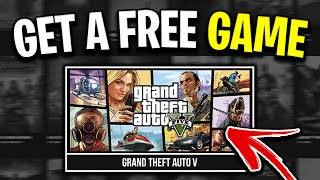 Get GTA 5 For FREE On The Epic Games Store! (Free Game)