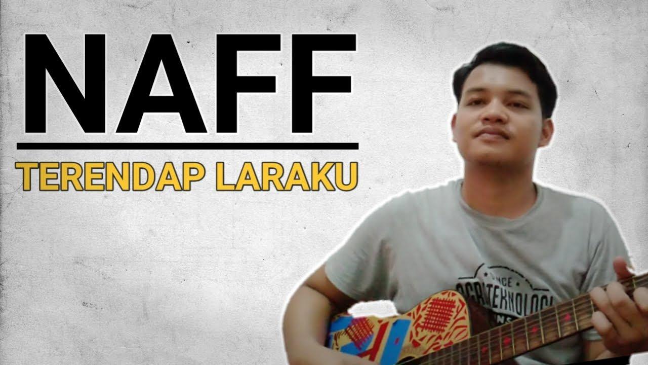 NaFF - TERENDAP LARAKU [BANG NU (LIRIK) COVER]
