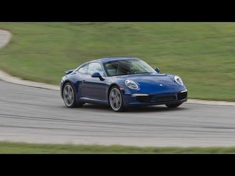 2013 Porsche 911 Carrera S - 2013 Lightning Lap - LL3 Class - CAR and DRIVER