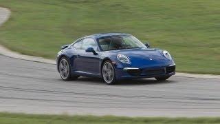 Porsche 911 Carrera S 2013 Videos