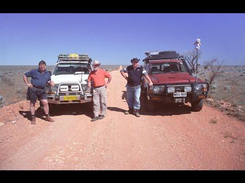Connie Sue to Uluru