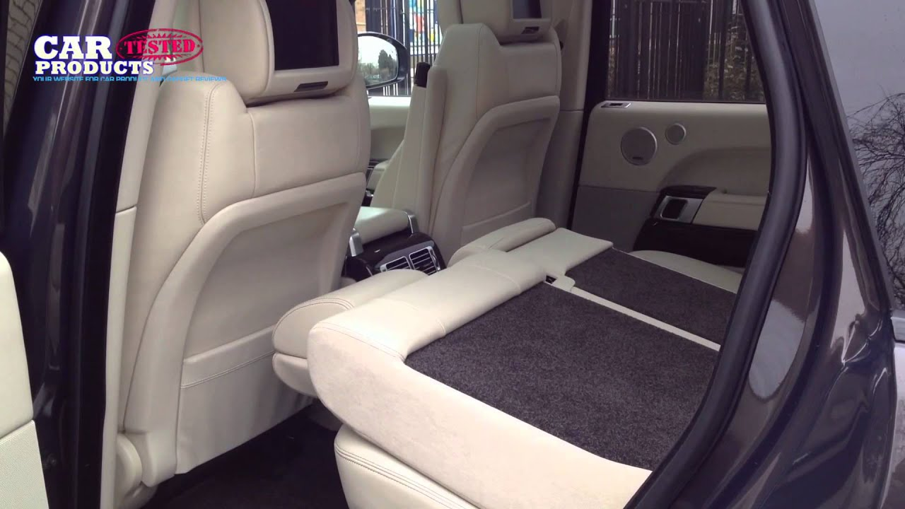 Discovery Land Rover >> Intelligent folding seats on the Range Rover Vogue SDV8 SE ...