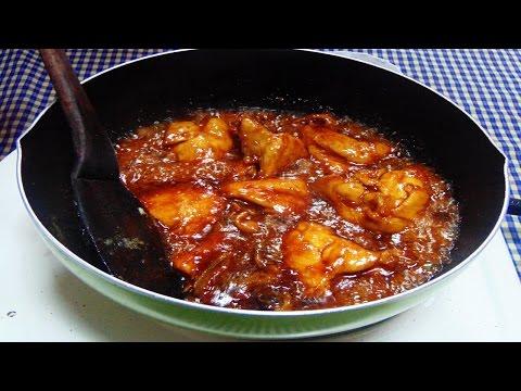 Resep dan Cara Memasak Ayam Kecap Simpel...