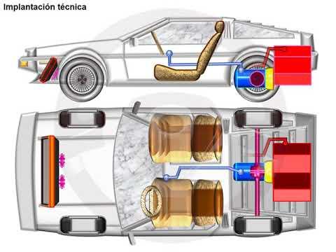 DeLorean (2/5)