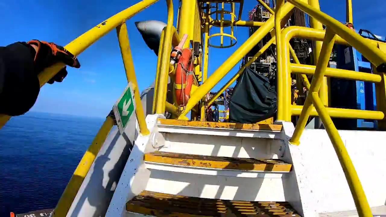 Offshore Drilling Rig: Sapura T-18