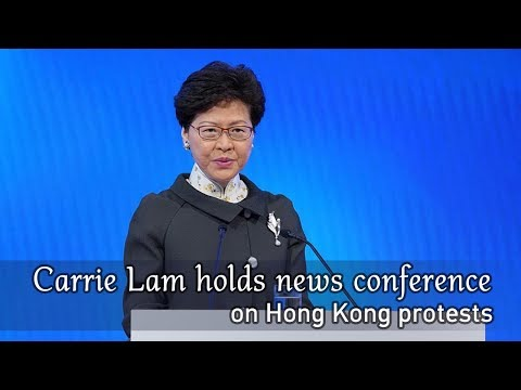 Live: Carrie Lam