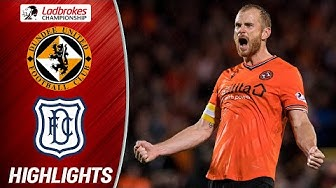 Dundee United 6-2 Dundee | Dundee United Wins Big in the Derby | Ladbrokes Championship