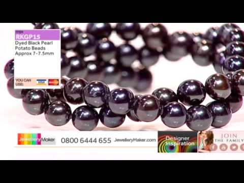 How to make Genuine Gemstone Jewellery - JM DI 17/06/15