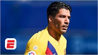 Is Luis Suarez heading to Atletico Madrid after an alleged CHEATING incident in Italy? | ESPN FC