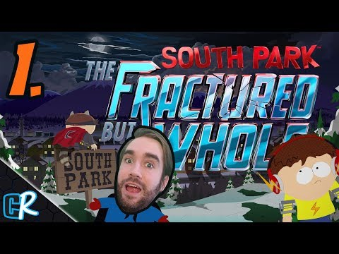 Let's Play South Park: The Fractured But Whole – Blind Playthrough Part 1 – DoucheBag Returns