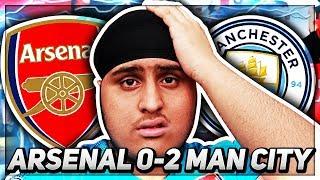 UNAI EMERY ERA BEGINS…!?!? Arsenal 0-2 Man City *EPIC MATCHDAY VLOG*