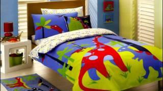 Dinosaur Bedding at Kids Bedding Dreams