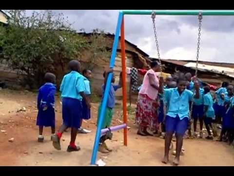 Kcc primary Kamwokya at play ground