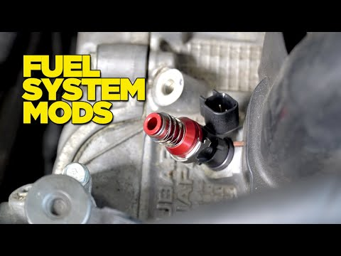 New Fuel System For Supergramps