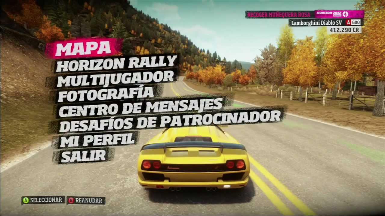 Forza Horizon - Ep. 2: Coches Abandonados (1) - YouTube
