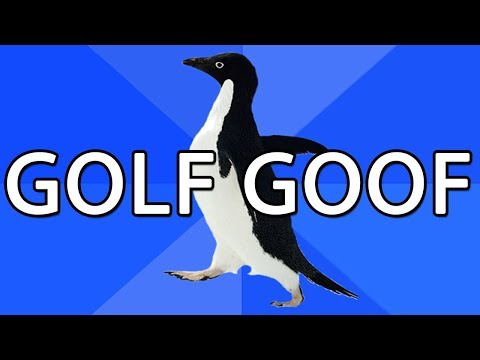 Awkward Situations: Golf Goof