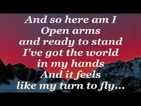 Who I was Born To Be (Lyrics) - SUSAN BOYLE