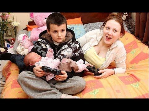 দেখুন সাড়ে ৫ বছর বয়সে মা, আর ১৩ বছরে বাবা হয়ে রেকর্ড গড়লেন যারা | youngest parents | family