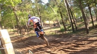 Jeffrey Herlings training at Horst - RAW