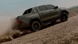 New Hilux Revo Rocco แกร่�...