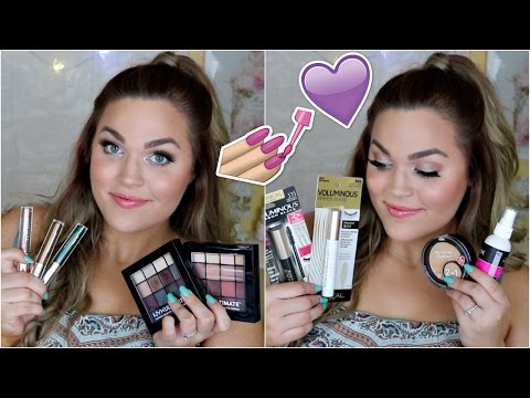 NEW Drugstore Makeup Haul + Hits & Misses | August 2016