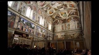 [Medici] フレスコ画 概説 #1 スクロベニ礼拝堂/システィーナ礼拝堂
